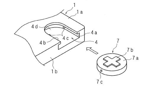 任天堂の特許