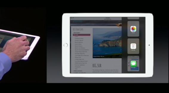 iPadマルチタスク