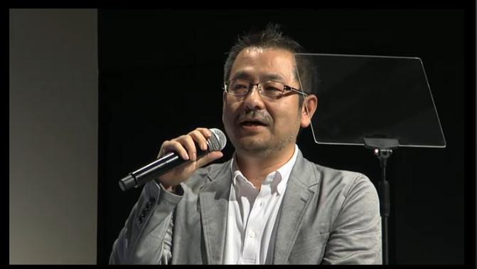 斉藤陽介氏