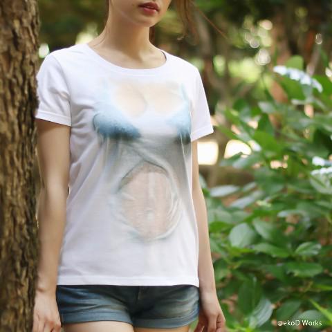 妄想スプラッシュTシャツ
