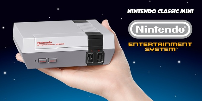 Nintendo Classic Mini: NES