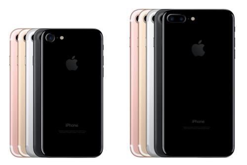 『iPhone 7』、『iPhone 7 Plus』