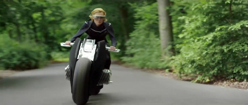 Motorrad Vision Next 100