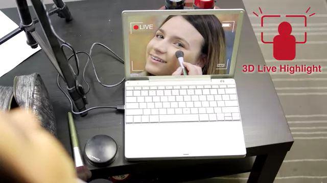 SID 3Dカメラ