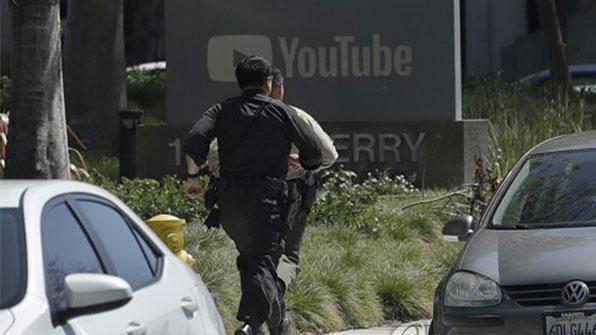 YouTube 銃撃事件