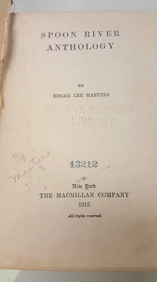 84年前に借りた本