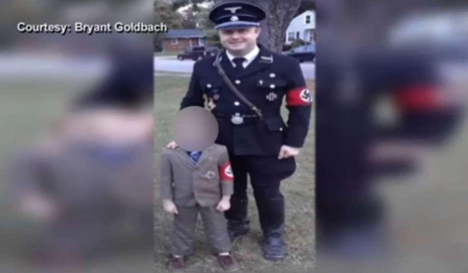 アドルフ・ヒトラーのコスプレ