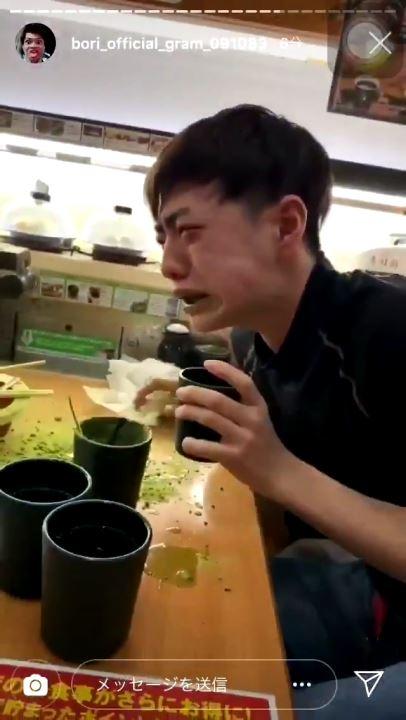 くら寿司 不衛生行為