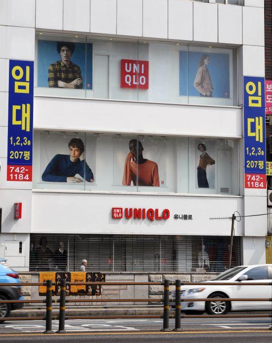 韓国のユニクロ