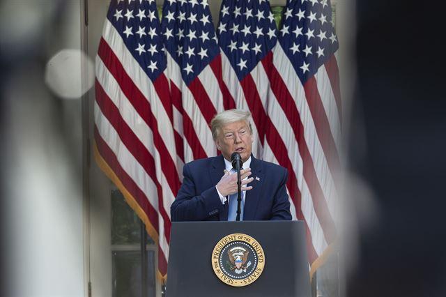 ドナルド・トランプ大統領