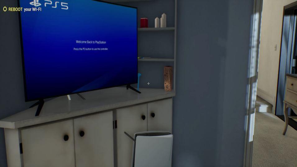 PS5シミュレーター