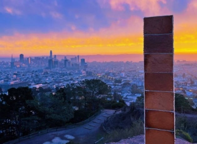 サンフランシスコのモノリス