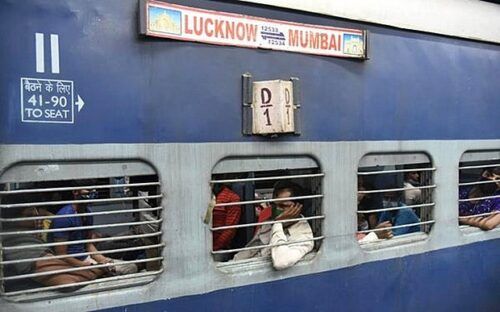 列車の中で集団性暴行 インド